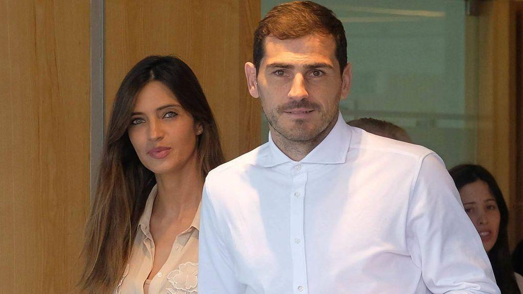 """Sara Carbonero e Iker Casillas confirman su separación con un comunicado: """"Seguiremos juntos en nuestra tarea como padres"""""""