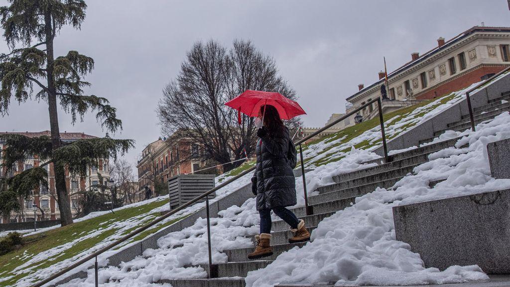 ¡Nieve para dar la bienvenida a la primavera! El tiempo para la semana que viene en España