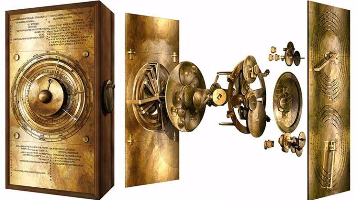 Investigadores británicos recrean la 'maquina de Anticitera', una computadora de más de 2.000 años