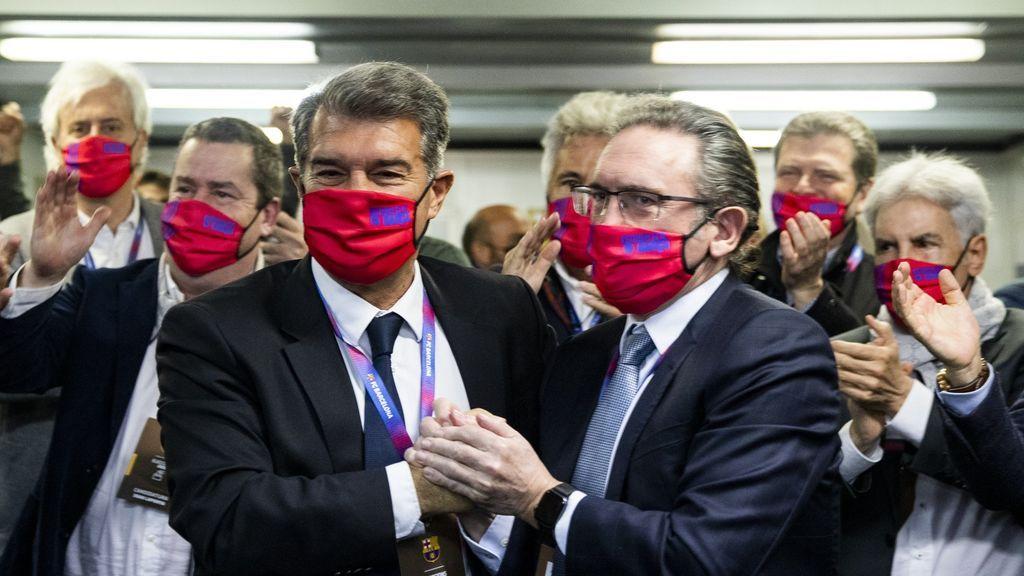 Laporta no podrá contar con Jaume Giró en su directiva