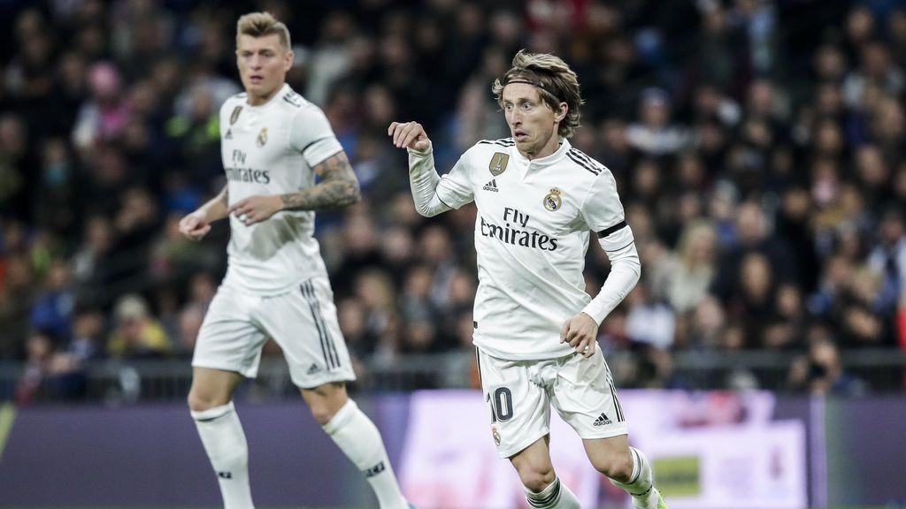 El Madrid no puede vivir sin Modric ni Kroos