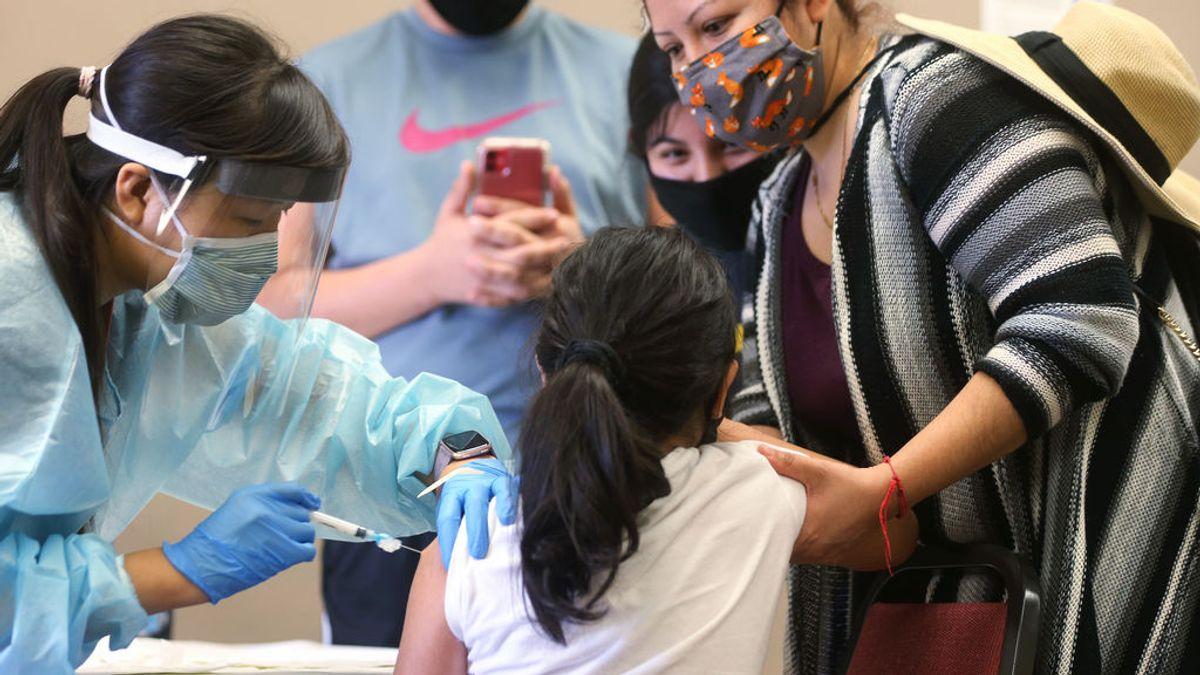 Por qué los niños no estarán en el plan de vacunación por lo menos hasta 2022