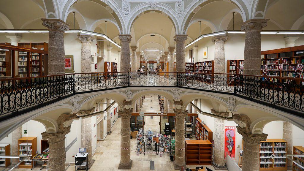 El milagro de las bibliotecas públicas