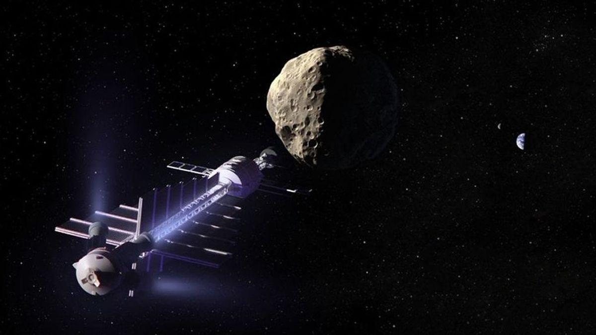 En 2020 se detectaron 3.000 nuevos asteroides con trayectorias próximas a la Tierra, una cifra récord