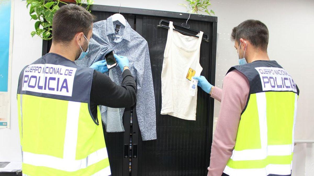 Detenidos por ocultar un teléfono y un pinganillo entre la ropa en el examen teórico de conducir