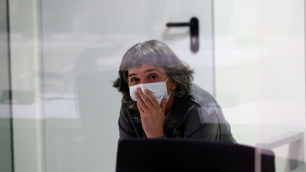 La exjefa de ETA  'Anboto' vuelve a sentarse en el banquillo para ser juzgada por ordenar el asesinato de Juan Carlos I