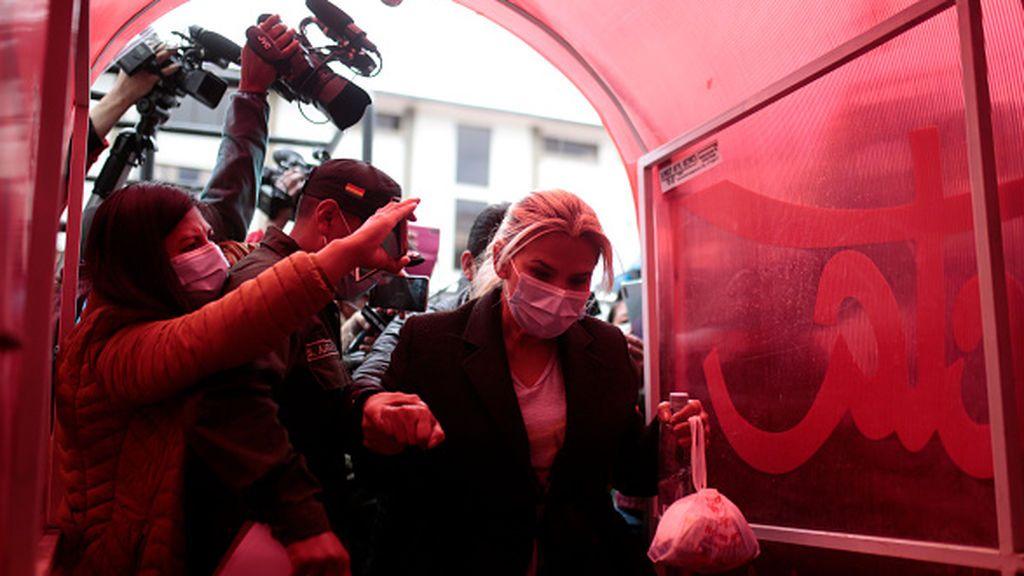 La ONU muestra su preocupación por la detención de la expresidenta de Bolivia y pide transparencia