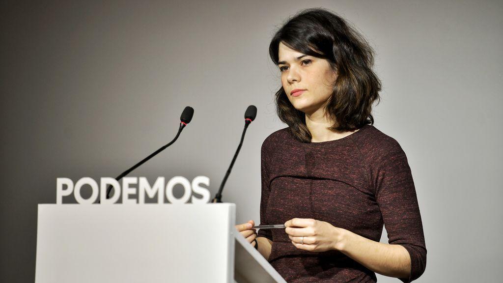 """Isa Serra (Podemos) cree que Ayuso les ha dado """"una oportunidad para echarla"""" con la convocatoria de elecciones"""