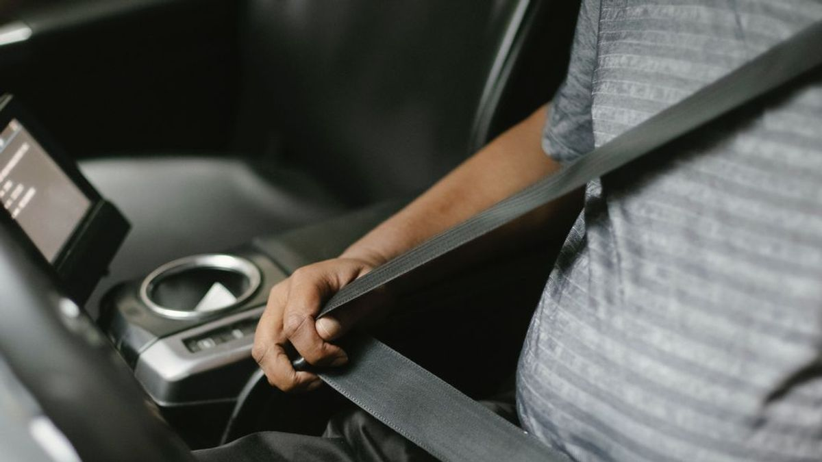 Multas por el uso ineficaz del cinturón de seguridad: los que lo hacen mal, reinciden