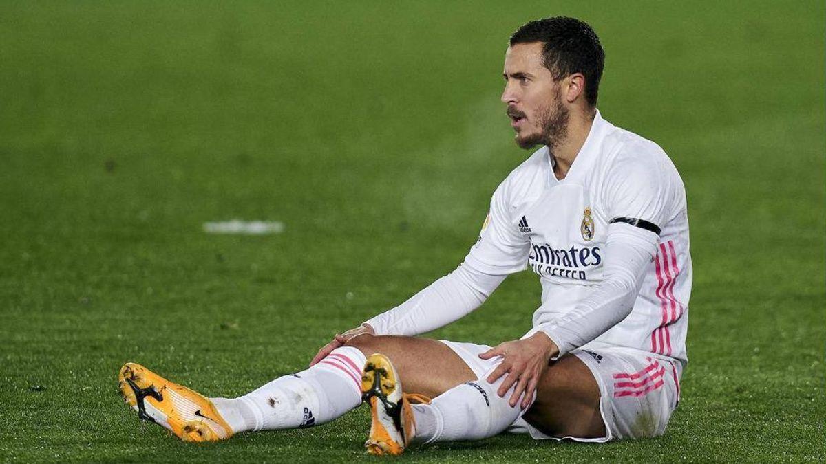 Hazard empieza a hacer bueno a Bale: las respuestas del por qué se lesiona tanto el belga