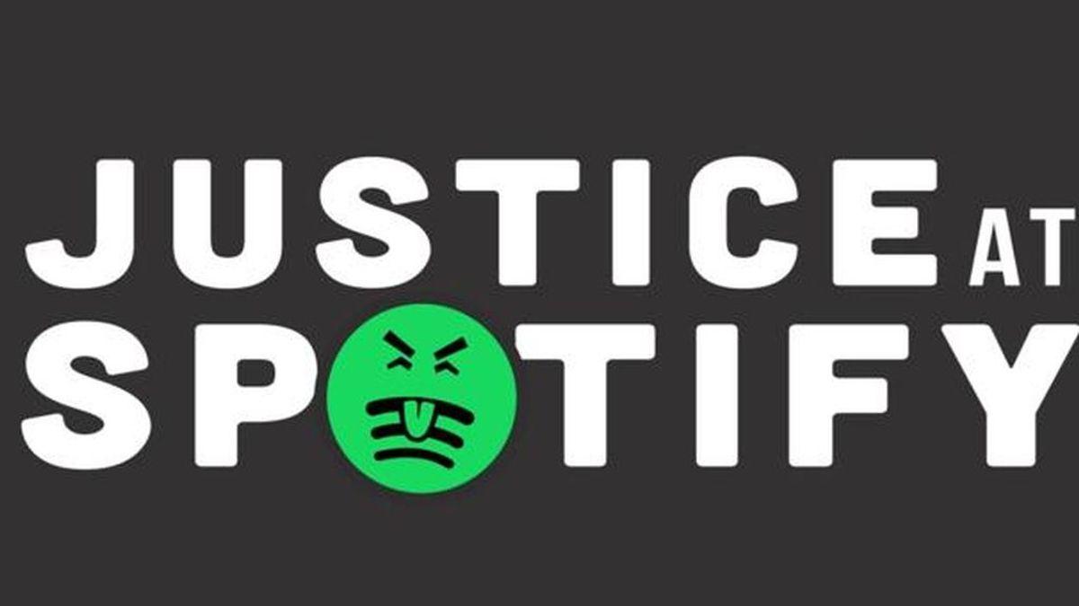 """Los músicos se manifiestan contra Spotify: """"Nos pagan menos de un céntimo por cada reproducción"""""""