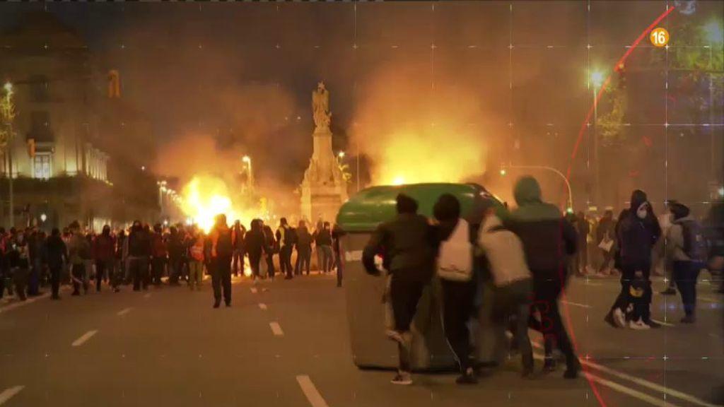 Barcelona, ciudad al límite: el martes a las 22:45 h. en 'En el punto de mira'