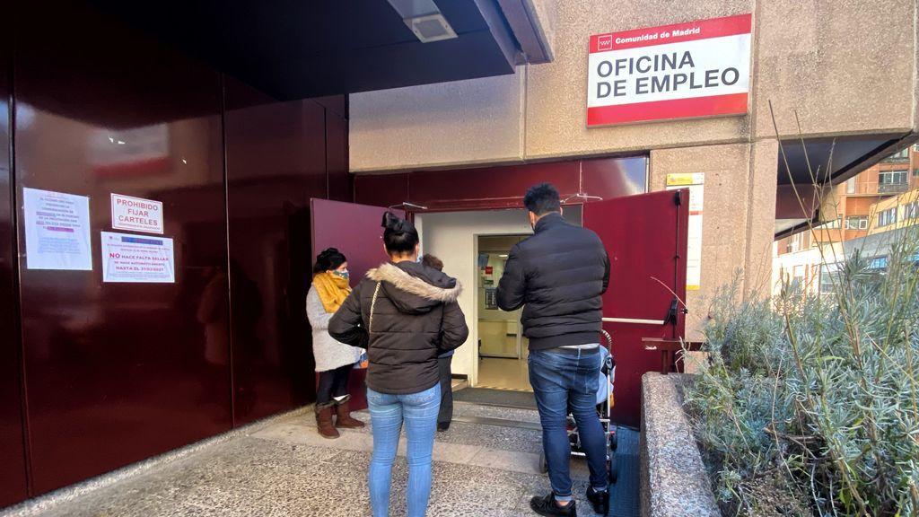 Las oficinas empleo empiezan a funcionar al séptimo día del ciberataque  :qué  puede hacer y qué no el SEPE