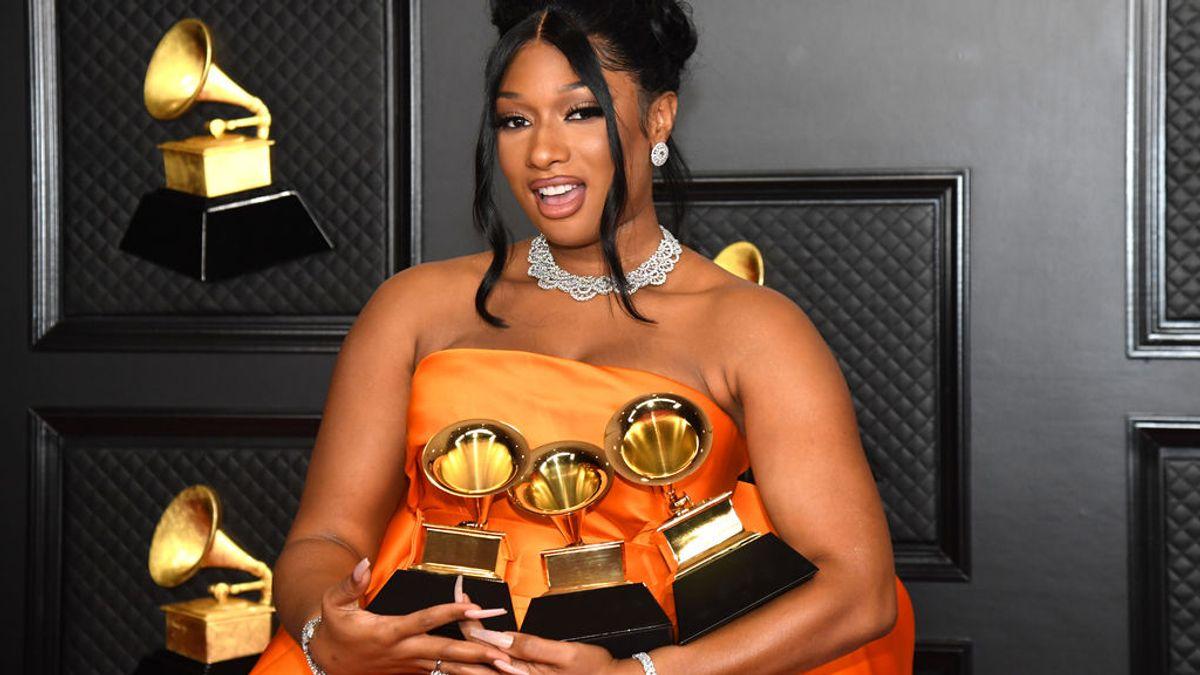 Megan Thee Stallion, de sufrir acoso escolar a ganarse el respeto de todos con tres Grammy