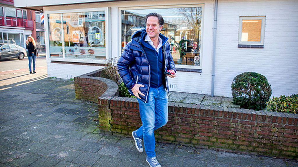Rutte favorito en las elecciones holandesas
