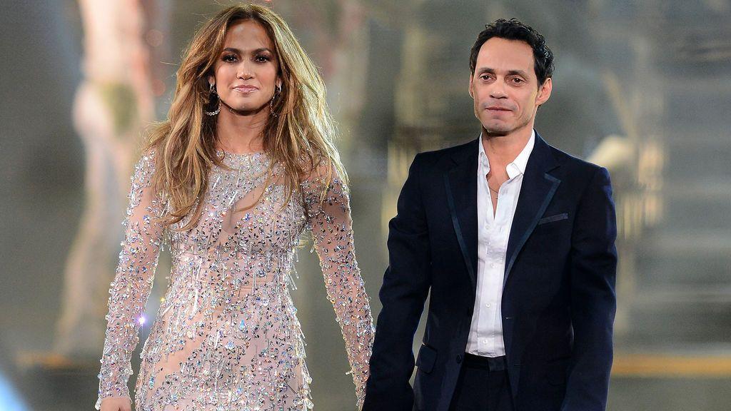 Jennifer López y Marc Anthony hasta han llegado a trabajar juntos tras divorciarse.