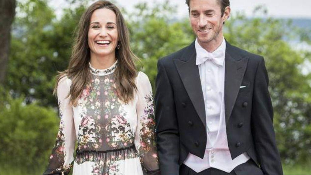 Pippa Middleton da a luz a una niña y su nombre es un homenaje a la Casa Real