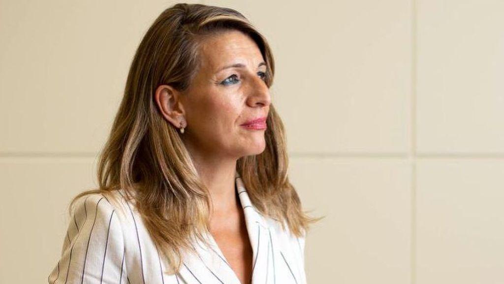 El entorno de Yolanda Díaz, nueva vicepresidenta: su marido, su hija Carmeliña, padres políticos y Ferrol