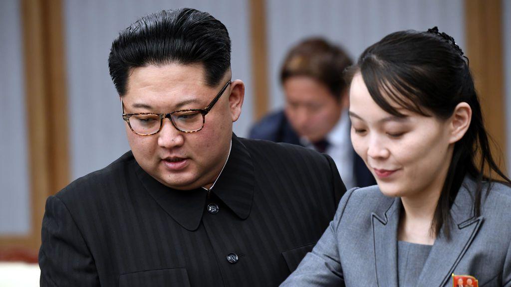 Kim Yo Jong, la hermanísima de Corea del Norte