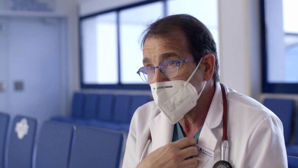 """La frustración de los sanitarios por la segunda ola: """"En verano llegó otra pandemia, la de la desmemoria"""""""