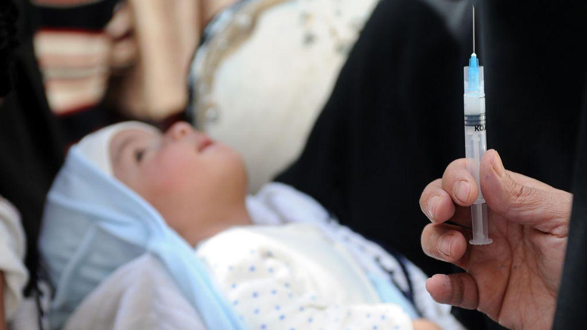 Moderna empieza a ensayar su vacuna contra la covid en bebés y niños