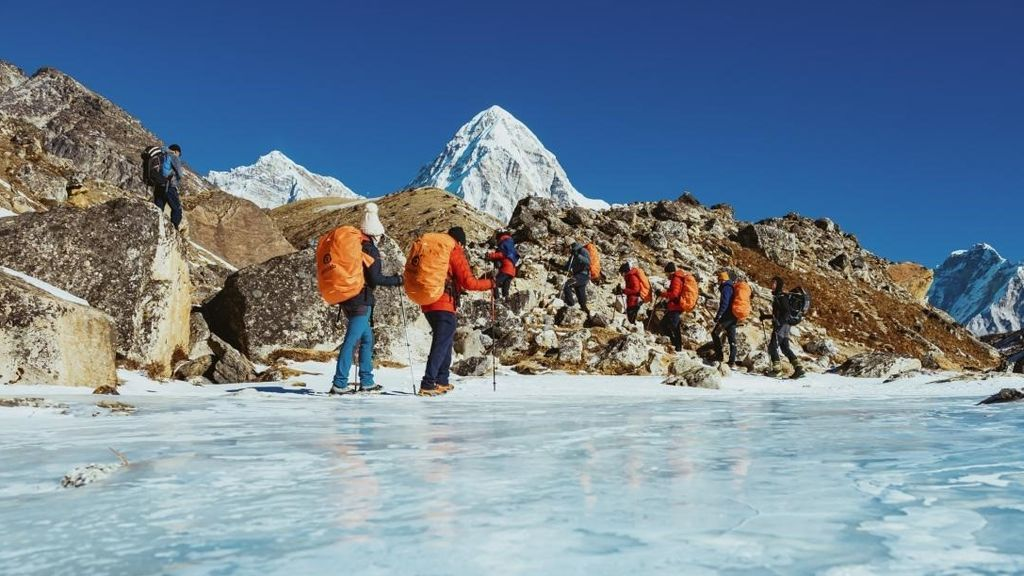 Nepal prohíbe subir fotos desde el Everest a redes sociales