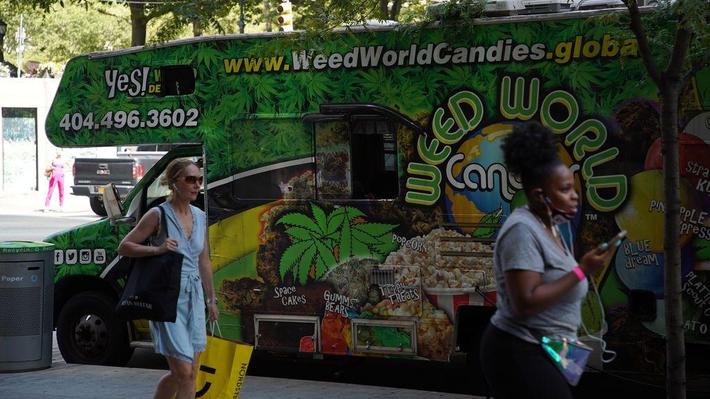 Los empresarios de la marihuana: un negocio en expansión ante su legalización en todo EE.UU.