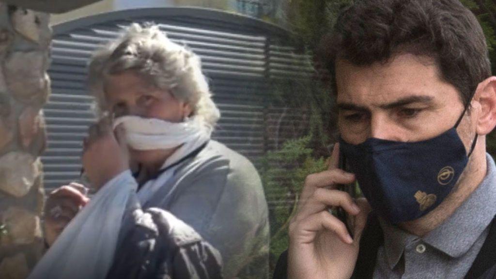 La madre de Iker Casillas se pronuncia sobre la separación de su hijo con Sara Carbonero