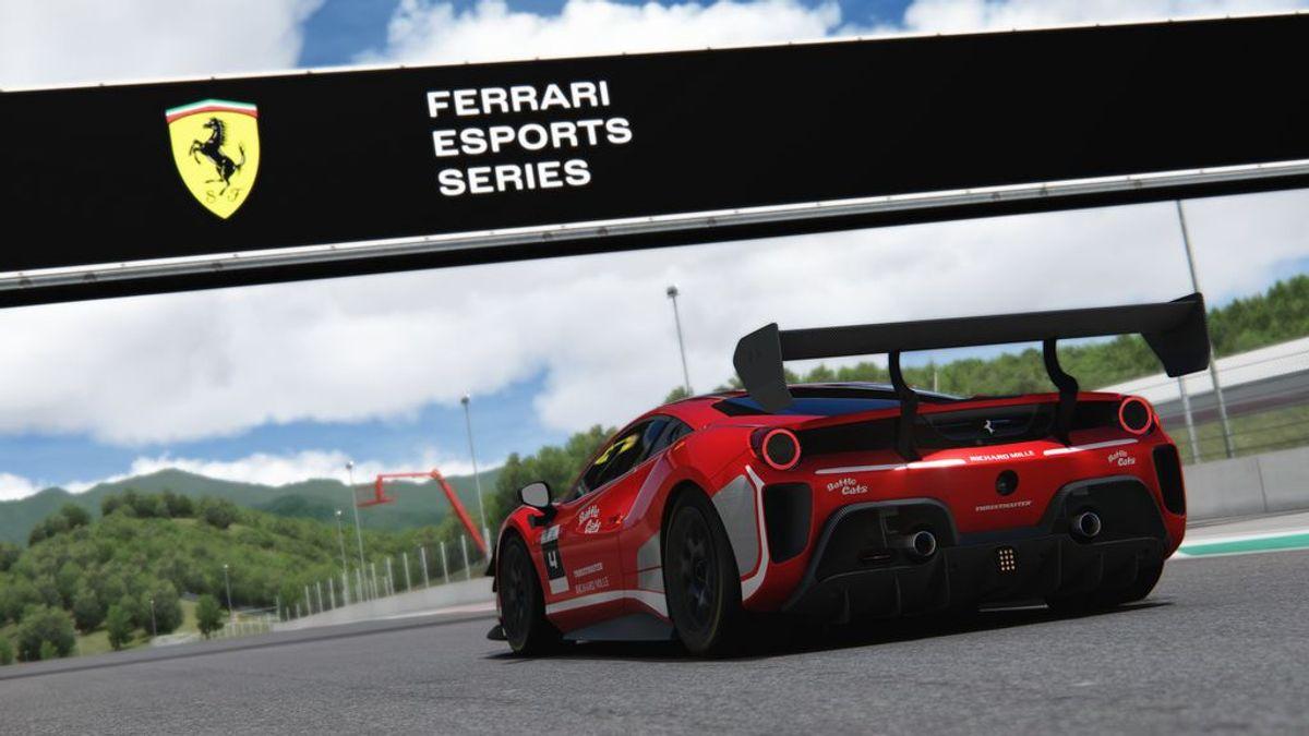 Ferrari eSports Series da el pistoletazo de salida a su temporada 2021