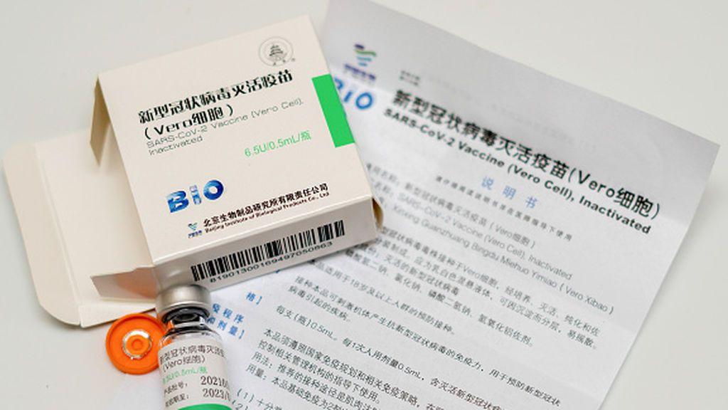 China estudia la efectividad de una tercera dosis de la vacuna en nuevas variantes de la COVID-19