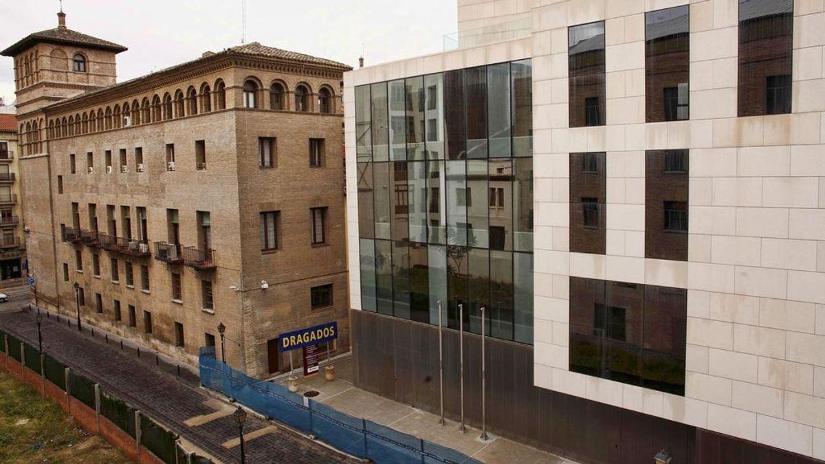 Absuelto el hombre juzgado por cortar el pene a su compañero de piso en Zaragoza