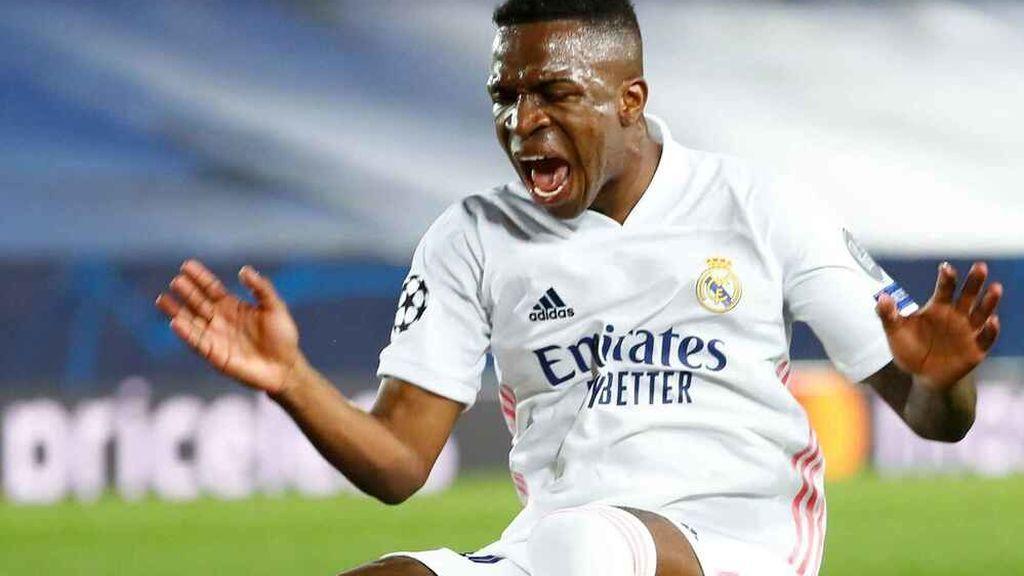 Vinicius, negado de cara al gol: nadie se explica lo que falló