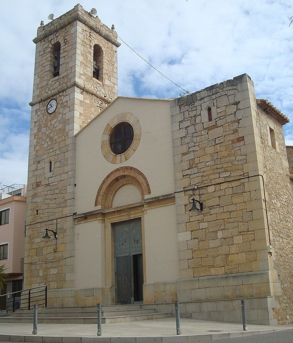 La Iglesia de Santa Quitèria de la Torre d'en Doménec