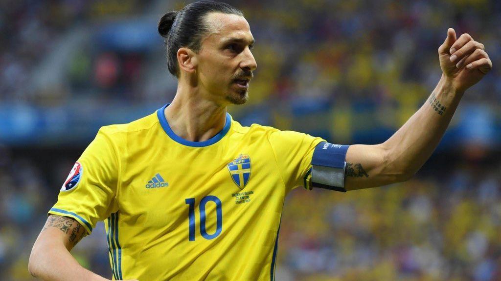 """Zlatan Ibrahimovic vuelve a ser convocado con Suecia tras cinco años de ausencia: """"El regreso de Dios"""""""