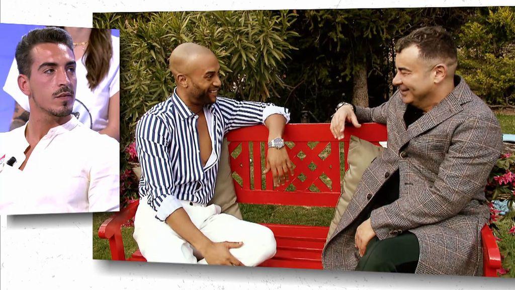 La atracción aumenta entre Michael y Jorge Javier Mujeres y Hombres y Viceversa 3067.3117 Progr. 3.087