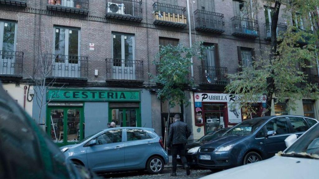 Calle Delicias (Madrid)