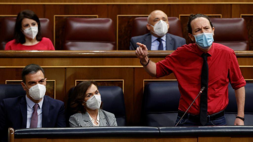 """Iglesias acusa al PP de """"comprar diputados de Ciudadanos con pasta de un constructor"""""""