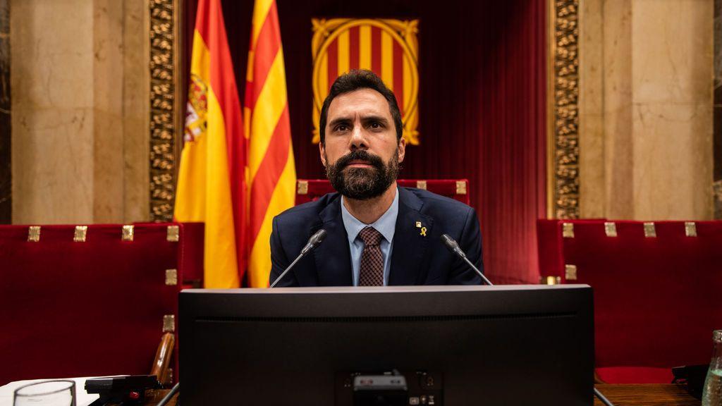 Torrent, expresident del Parlament, pide ayuda a Europa y a la ONU tras la querella de la Fiscalía