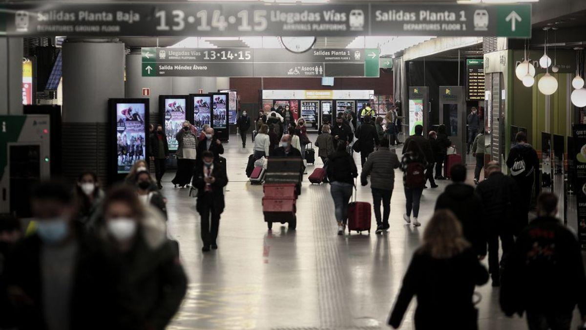 Nueva subida de casos en Madrid con 1.571 y otros 19 muertos