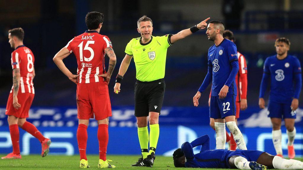 El Atleti no puede con el Chelsea y cae eliminado de la Champions (1-0)