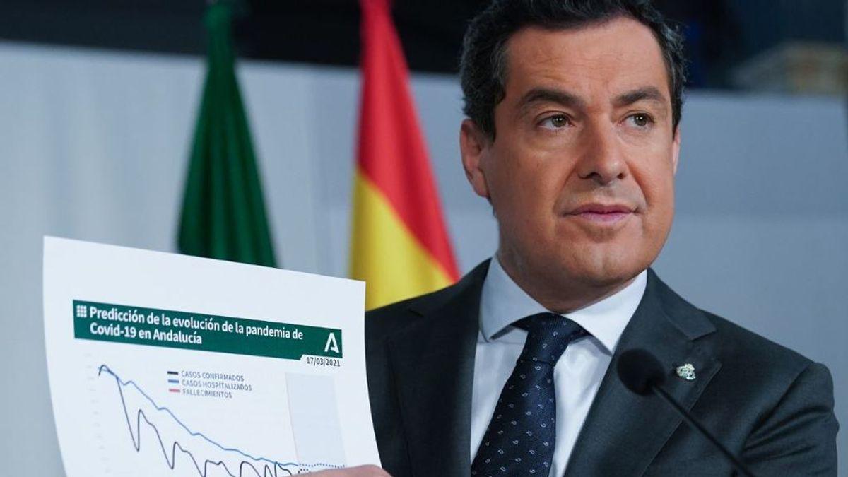 Andalucía mantiene el cierre de sus ocho provincias hasta después de Semana Santa