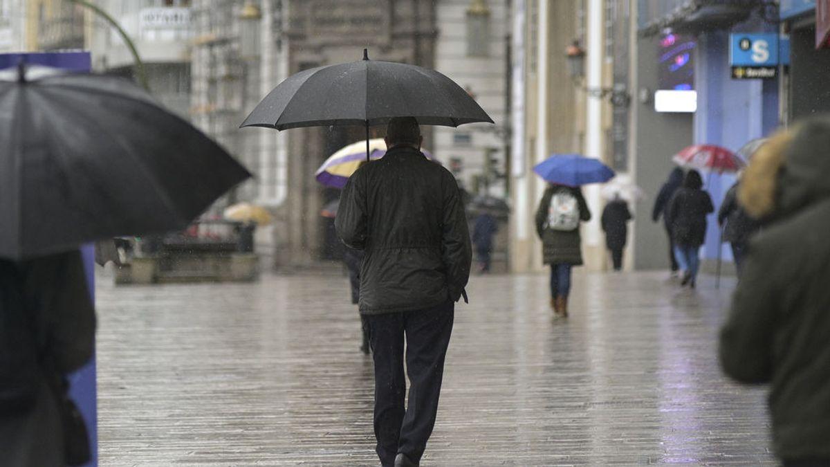 """Lluvia, nieve y viento: previsión para un puente de San José con """"frío de riguroso invierno"""""""