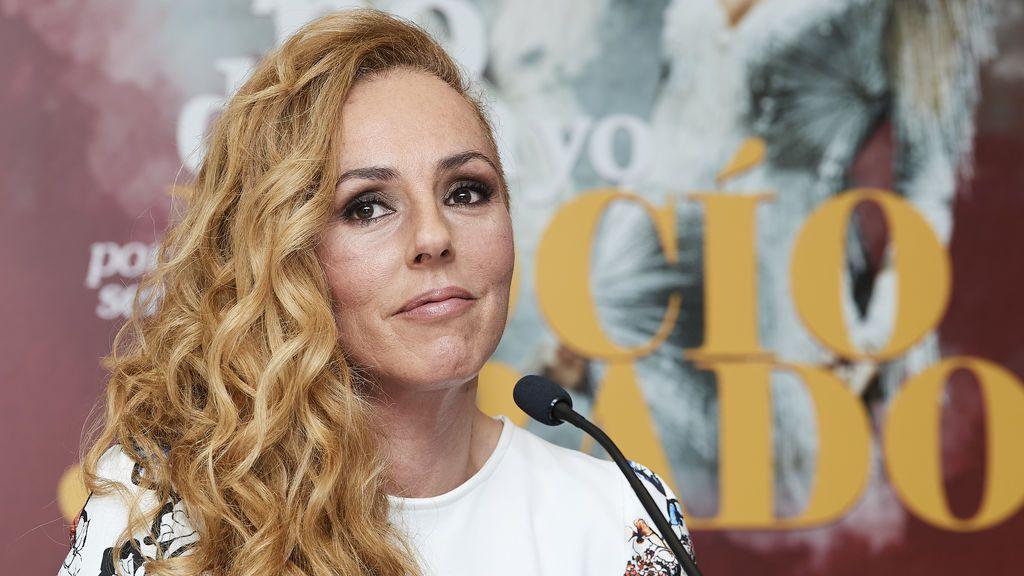 Rocío Carrasco, en una foto de 2021