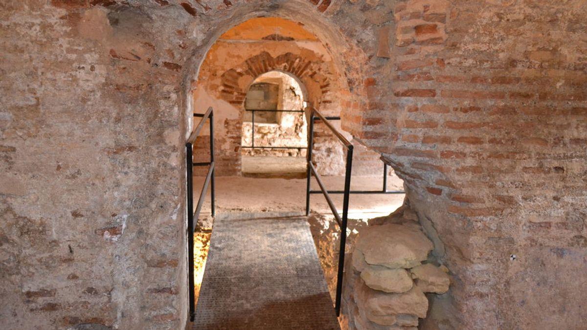 Churriana de la Vega recuperará unos baños árabes ocultos en una casa
