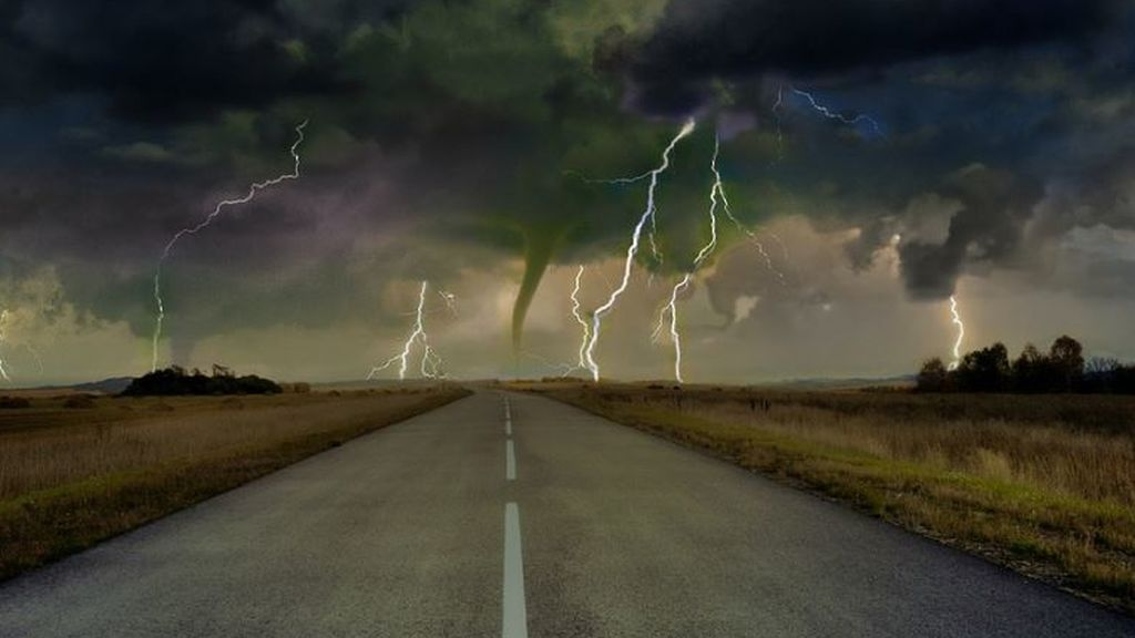 Riesgo de tornado severo en EEUU: tormentas destructivas podrán afectar a 17 estados el miércoles