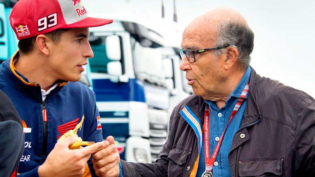 """Ezpeleta: """"No le quiero poner presión a Márquez, volverá cuando esté en condiciones"""""""