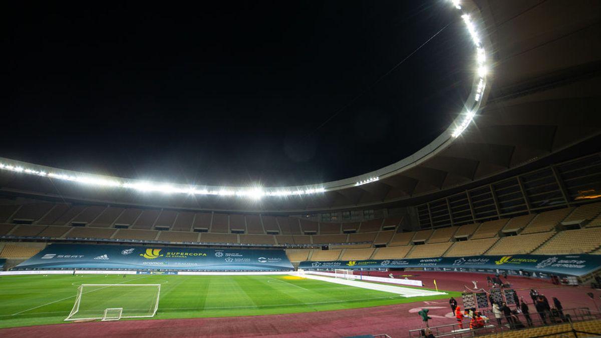 Las finales de la Copa del Rey se jugarán con más de 12.000 aficionados en las gradas de La Cartuja