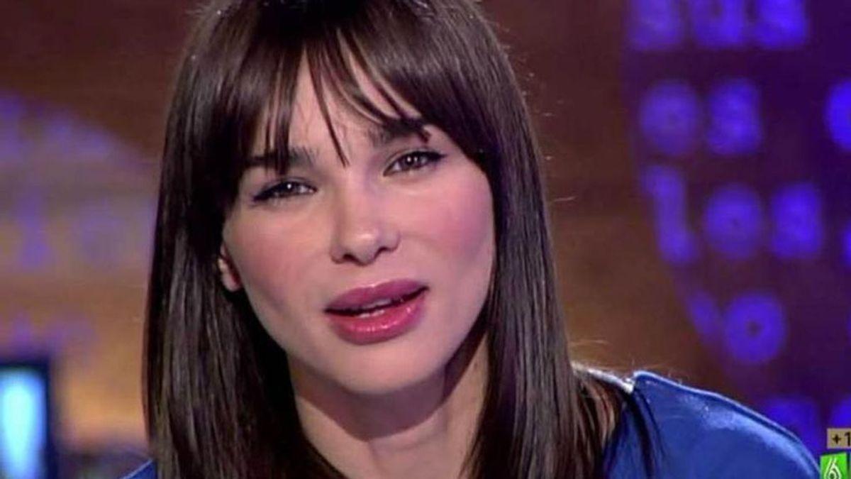 Beatriz Montañez, en 'El Intermedio'