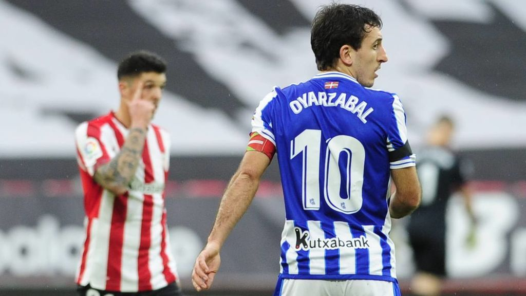 La Real Sociedad y el Athletic juegan la final de Copa el 3 de abril.