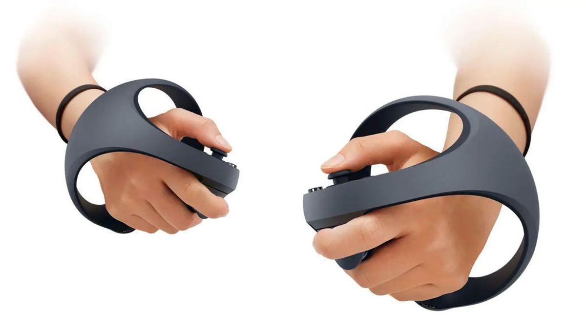 PlayStatin presenta los nuevos controladores VR para PS5
